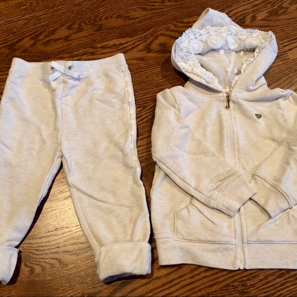 a4010f5ab26e0 Juicy Couture Matching Sets | Girl Outfit Size 1824 Months | Poshmark